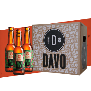 Road Trip Box - DAVO Bieren